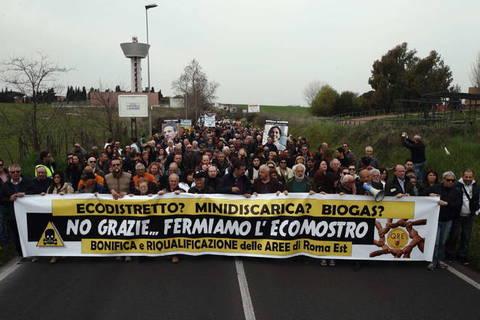 ecodistretto manifestazioni Rocca Cencia Konsumer difesa consumatori