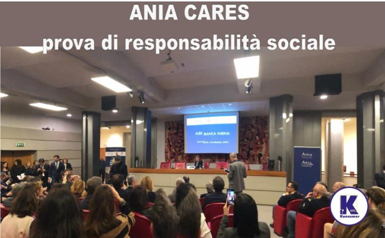Ania Cares responsabilità sociale