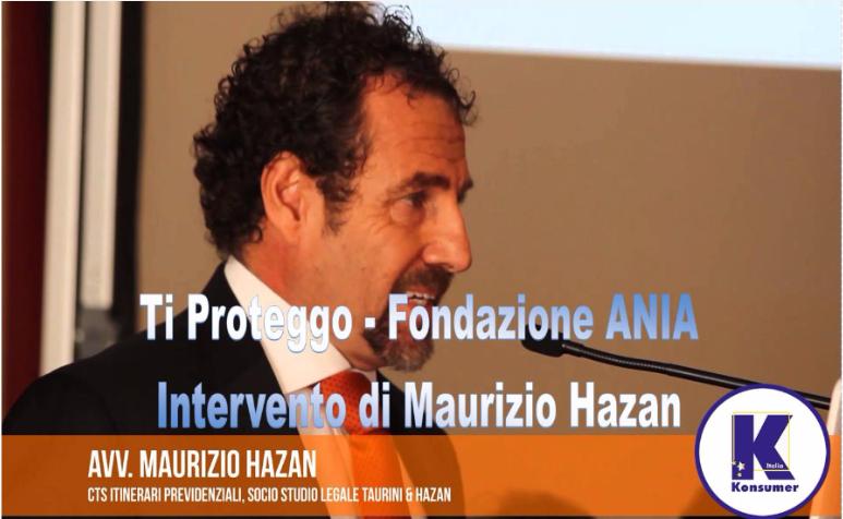 Maurizio Hazan Fondazione Ania Konsumer