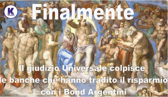 Giovanni Franchi Konsumer Emilia Romagna sentenza storica