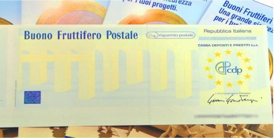 buono fruttifero postale recupero somme Konsumer Italia