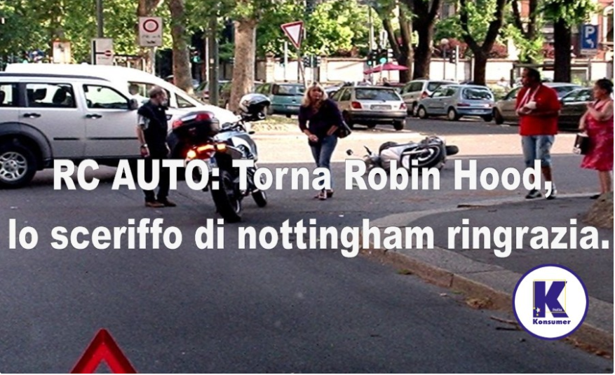 Rc auto assicurazioni Bersani