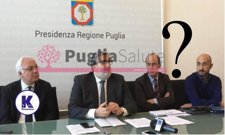 sanità pubblica Michele Emiliano konsumer