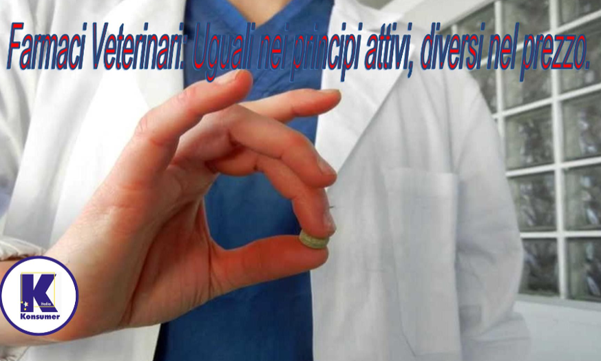 farmaci veterinari Konsumer difesa dei consumatori