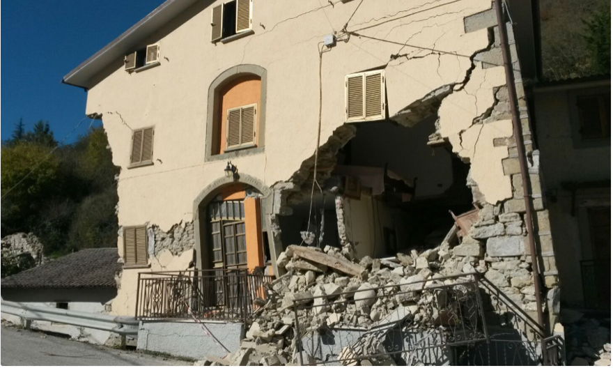 sisma 2016 Konsumer associazione consumatori