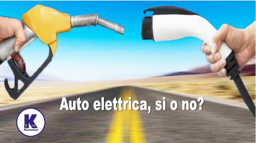 auto elettrica konsumer spiega