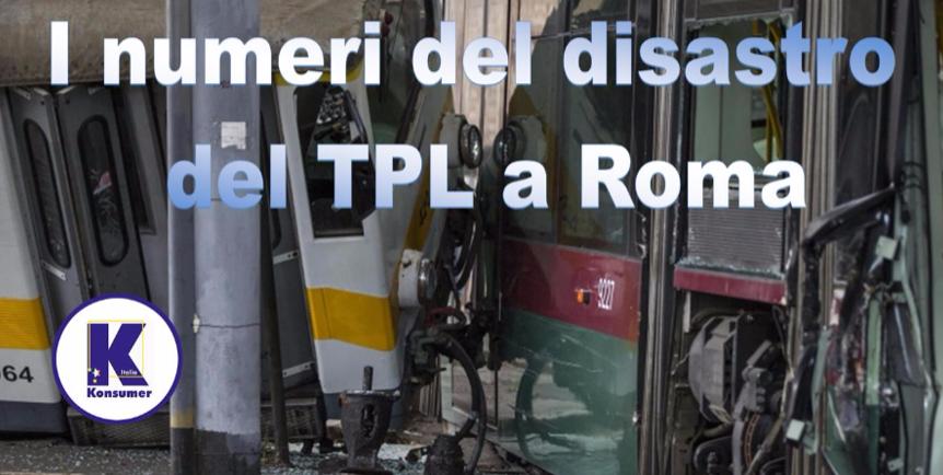 trasporti roma confronto europa Konsumer