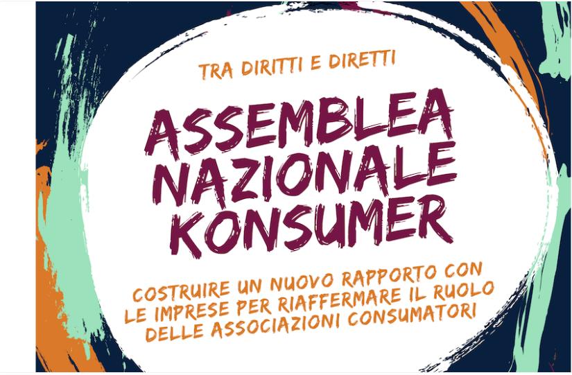 assemblea nazionale Konsumer