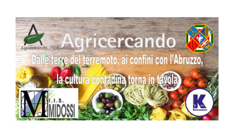 agricercando cultura contadina in tavola