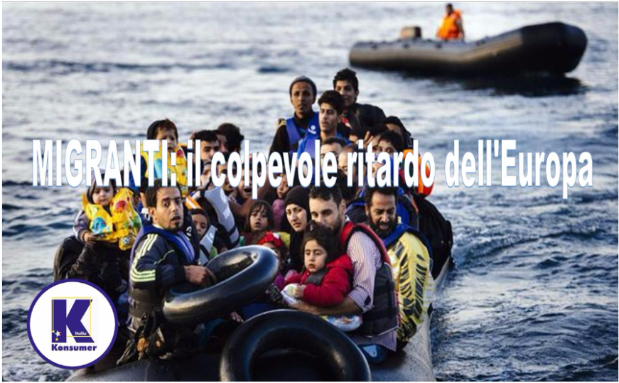 migranti Italia Europa