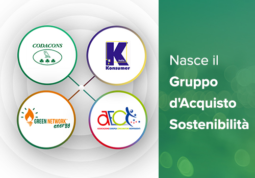 Konsumer gruppo d'acquisto e sostenibilità