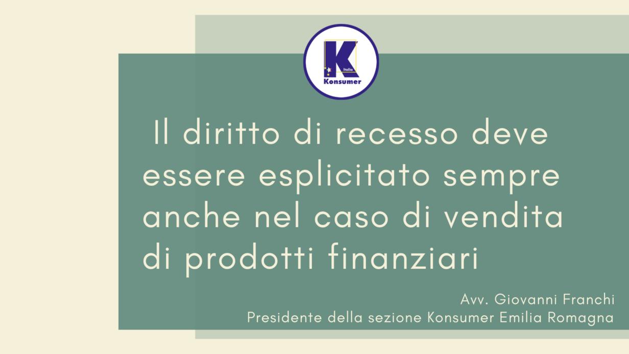 franchi avvocato konsumer italia associazione consumatori