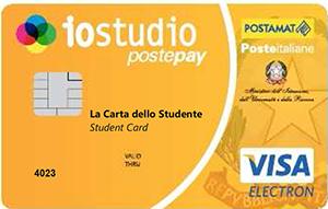 io studio card poste pay konsumer difesa del consumatore