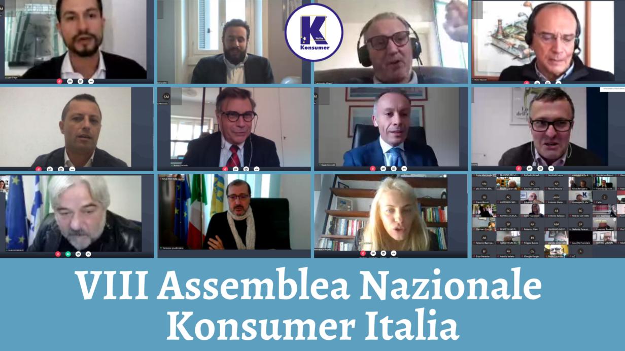 assemblea nazionale konsumer italia