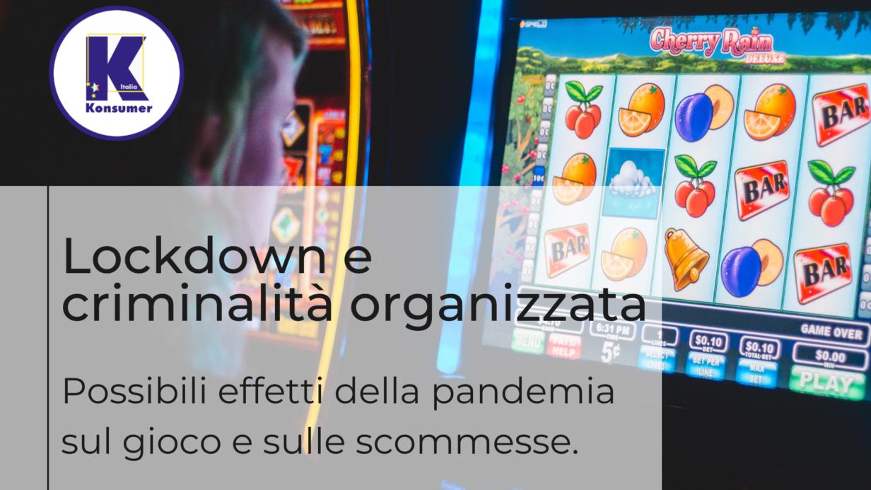 konsumer italia gioco azzardo
